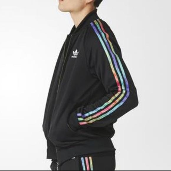 202615133d1d adidas Other - Adidas Originals LGBT Superstar Track Jacket S